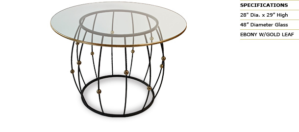 Barry Johnson Collection - Kismet Entry Table