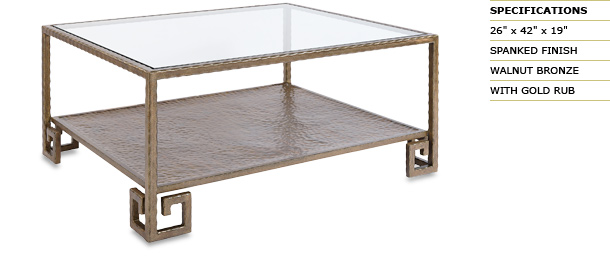 Skorpios II Coffee Table